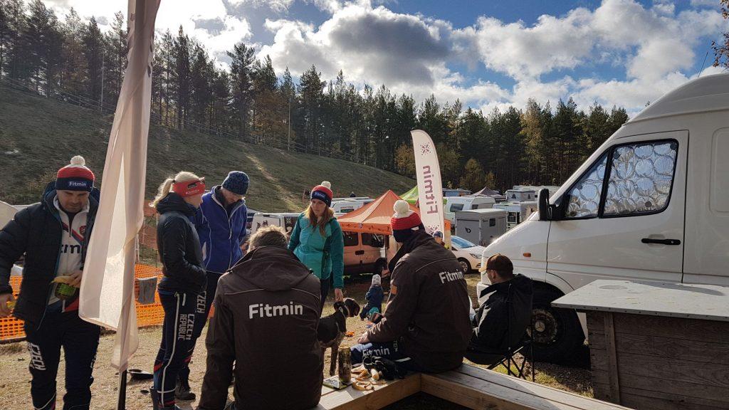 Fitmin tým na IFSS European Championships Dryland 2018
