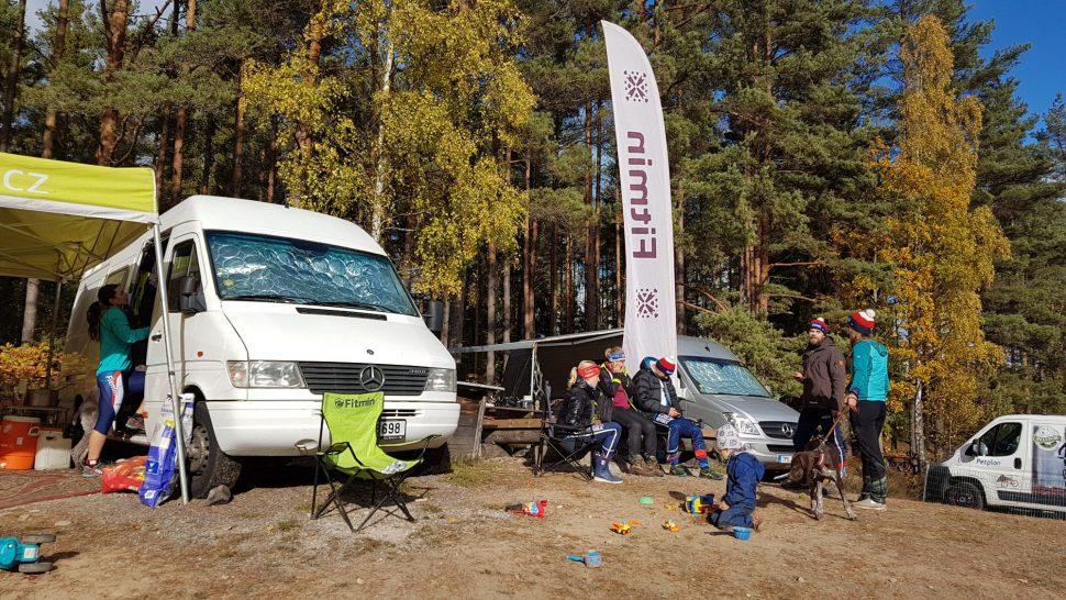 Fitmin tým naIFSS European Championships Dryland 2018