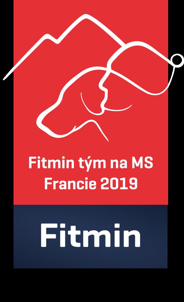Fitmin tým na MS Francie 2019