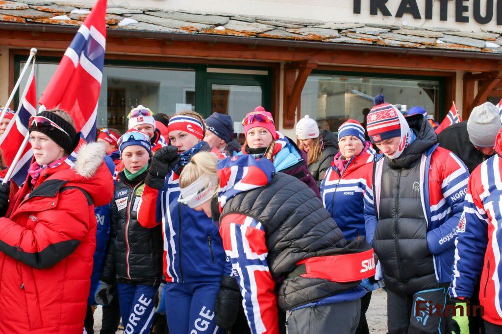 Obávaná norská výprava plná skvělých závodníků s výtečnými psy.